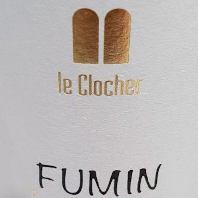 "Vallée d'Aoste DOC ""FUMIN"" – 2016 – Le Clocher"