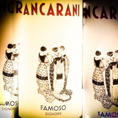 "Ravenna igt Famoso ""SIGNORE"" – 2018 – Ancarani"