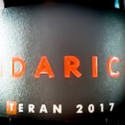 """Venezia Giulia i.g.t. """"TERRANO"""" – 2017 – ZIDARICH"""